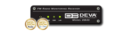 DB45 - DSP-Based FM Radio Receiver and Modulation Analyzer