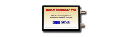 Band Scanner Pro - FM Band Spectrum & Mod Analyzer, RDS/RBDS Decoder-Reader
